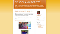 SCHOOL AND ROBOTS