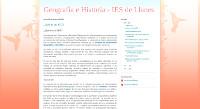 Geografía e Historia IES de Llanes