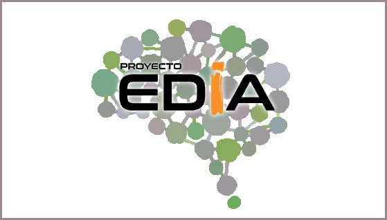 Logo del proyecto EDIA
