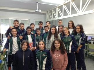 Colegio APA La Encarnación. 2ESO (2017/2018)