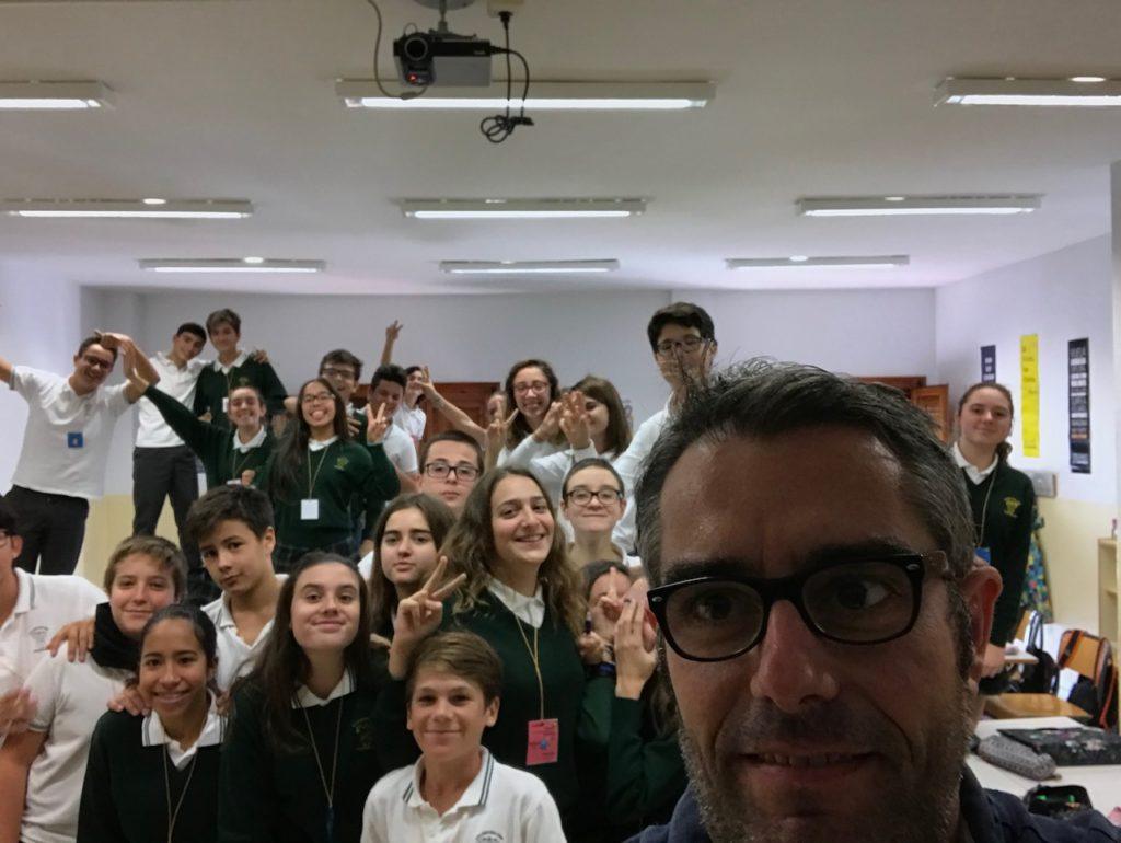 Colegio San José. 2ESOB (2016/2017)