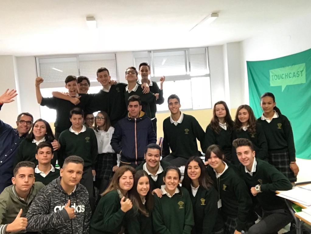 Colegio San José. 3ESOB (2016/2017)