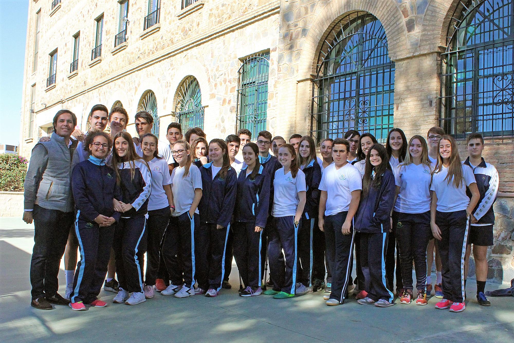 Colegio C. Herrera Oria. 1ºBachillerato (2017/2018)