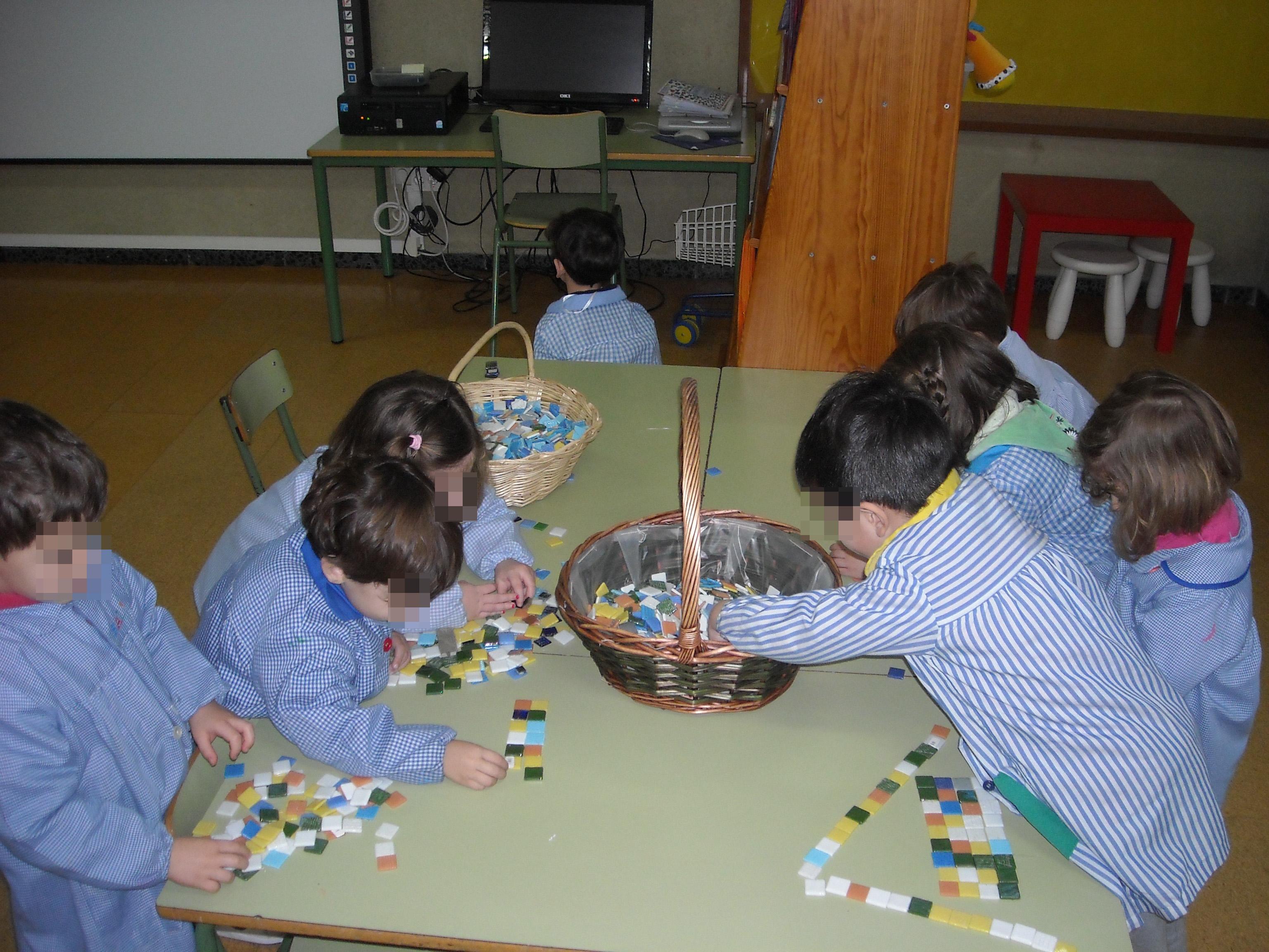 CEIP PÍO XII. Ed. Infantil  (2017-2018)