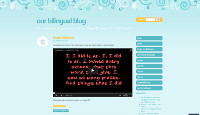 Our Bilingual Blog.p