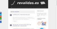 Reválidas de Primara ESO y Bachillerato.p