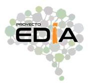 Logotipo EDIA