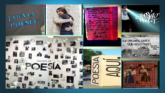 Collage de Poesía