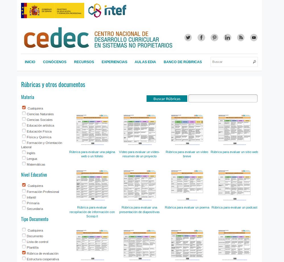 Cedec lanza un nuevo banco de rúbricas y otros documentos asociados al Proyecto EDIA   Cedec